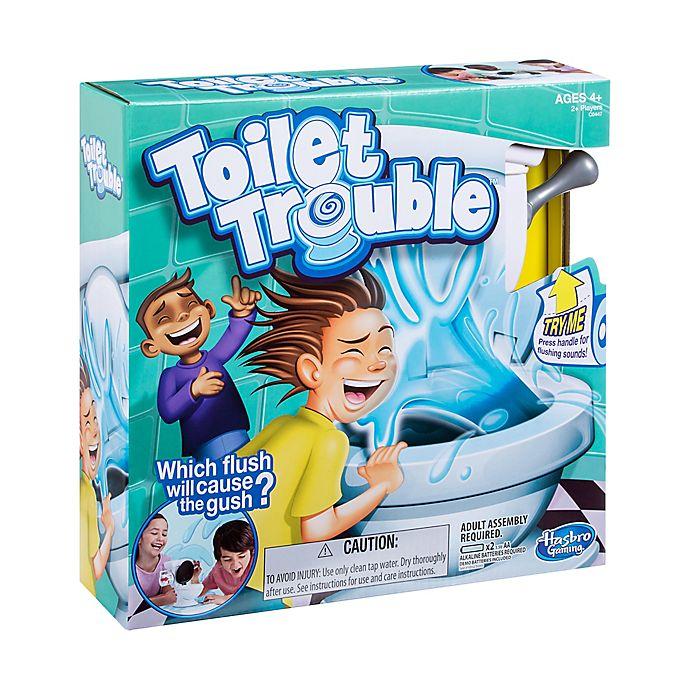 Hasbro Toilet Trouble Kids Game Buybuy Baby