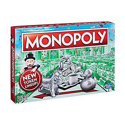 Hasbro Monopoly Board Game