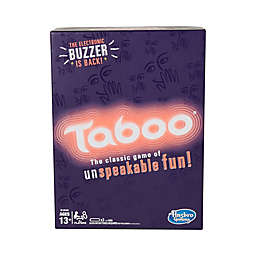Hasbro Taboo Party Game