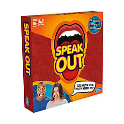 Hasbro Speak Out Party Game