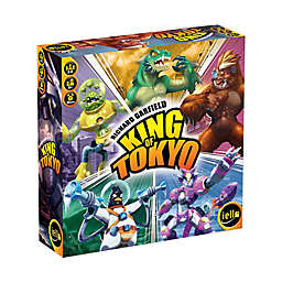 IELLO King of Tokyo - 2nd Edition Family Game