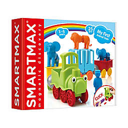 SmartMax My First Animal Train: 25-Piece Building Set