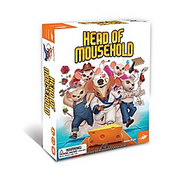 FoxMind Games Head of Mousehold Strategy Game