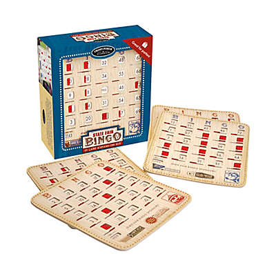 Front Porch Classics State Fair Bingo Game Expansion Cards Set