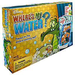 Hasbro Disney Where's My Water? Signature Kids Game