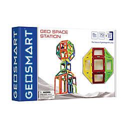 GeoSmart GeoSpace Station: 70-Piece Building Set
