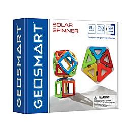 GeoSmart Solar Spinner: 23-Piece Building Set