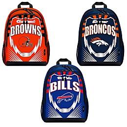 """NFL """"Lightning"""" Kids Sports Backpack Collection"""