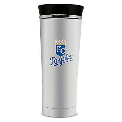 MLB  Kansas City Royals 16 oz. Stainless Steel Travel Mug