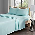 Sleep Philosophy COPPER TOUCH™ Copper-Infused Queen Sheet Set in Aqua