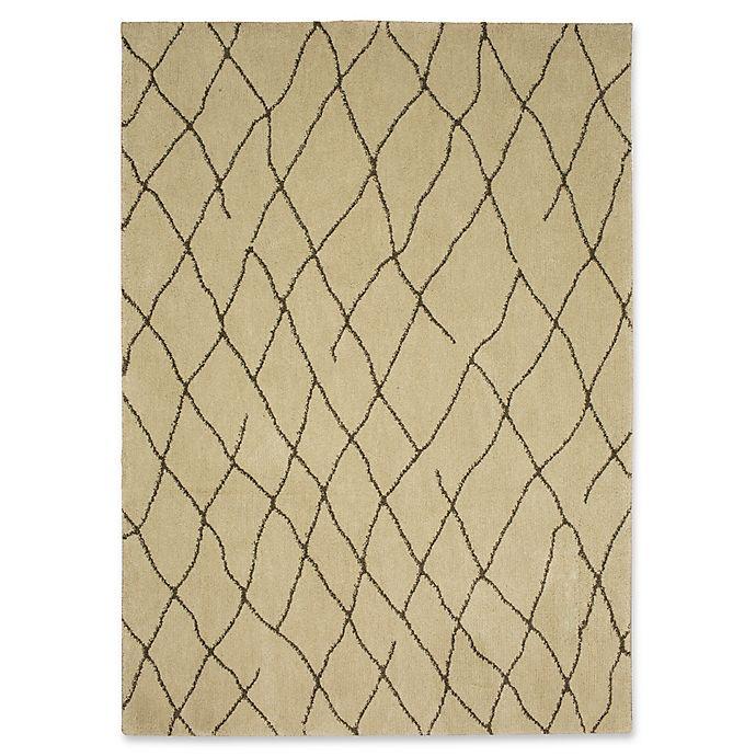 Alternate image 1 for Karastan Ardor 10' x 14' Woven Shag Area Rug in Brown