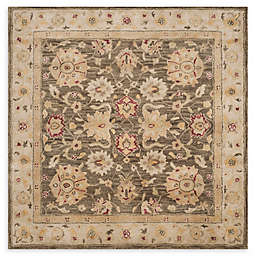 Safavieh Aurora 6' Handcrafted Rug in Olive Green