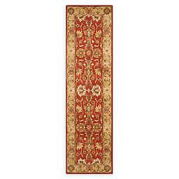 Safavieh Antiquity Olga 2'3 x 12' Hand-Tufted Runner in Rust