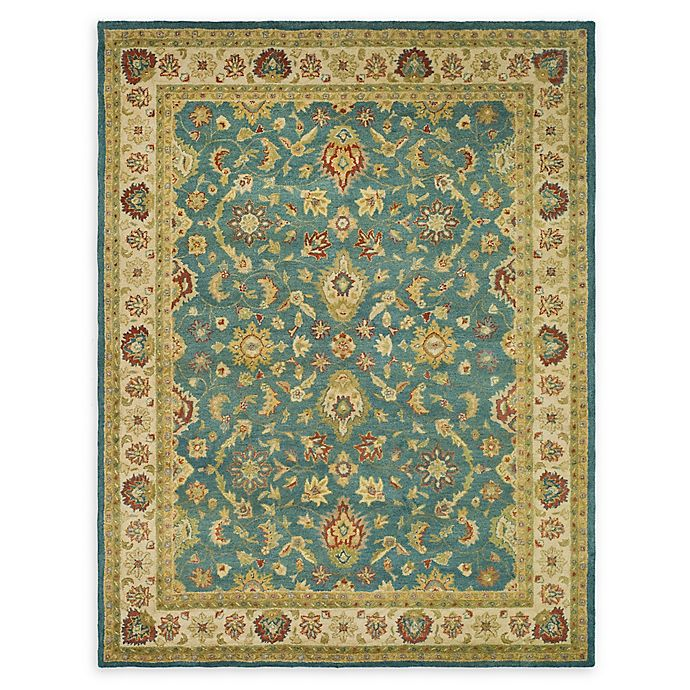 Alternate image 1 for Safavieh Antiquity Andis Rug in Blue