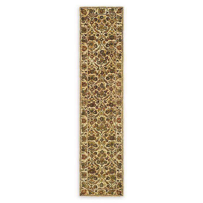 Alternate image 1 for Safavieh Antiquity Tullah 8' Runner  in Gold