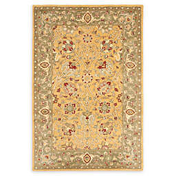 Safavieh Brielle Hand-Tufted Area Rug in Gold