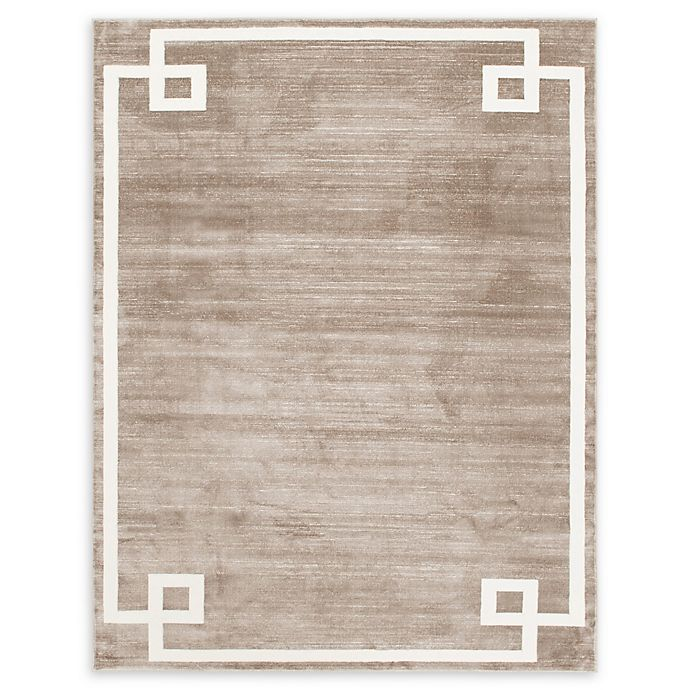 Alternate image 1 for Jill Zarin Uptown 8' x 10' Area Rug in Brown