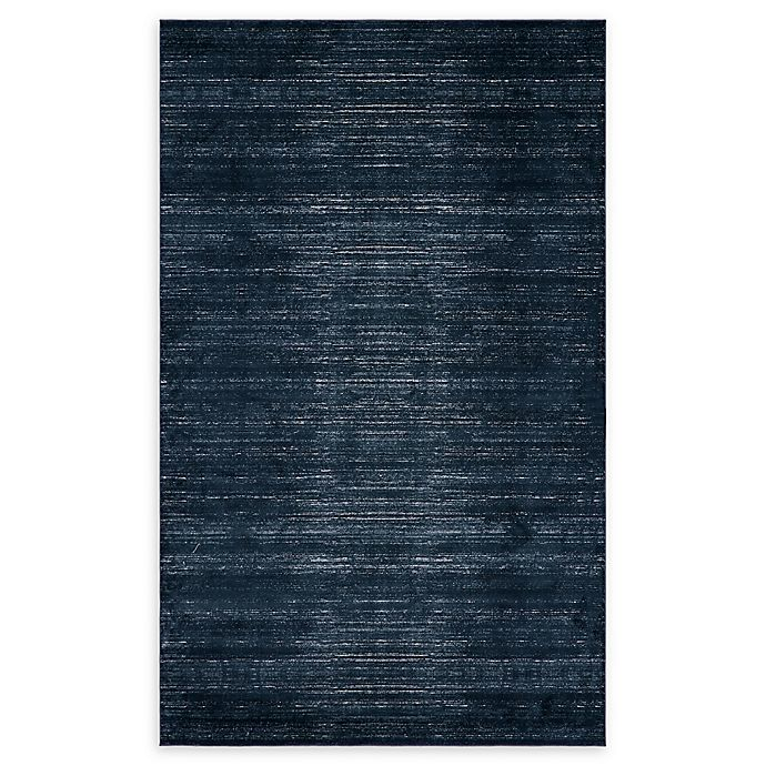 Alternate image 1 for Jill Zarin Uptown 5' x 8' Area Rug in Navy/Blue