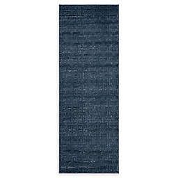 Jill Zarin™ Uptown Park Avenue 2'2 x 6' Runner in Navy/Blue