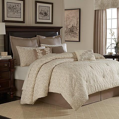 Bridge Street Sonoma Comforter Set in Ivory