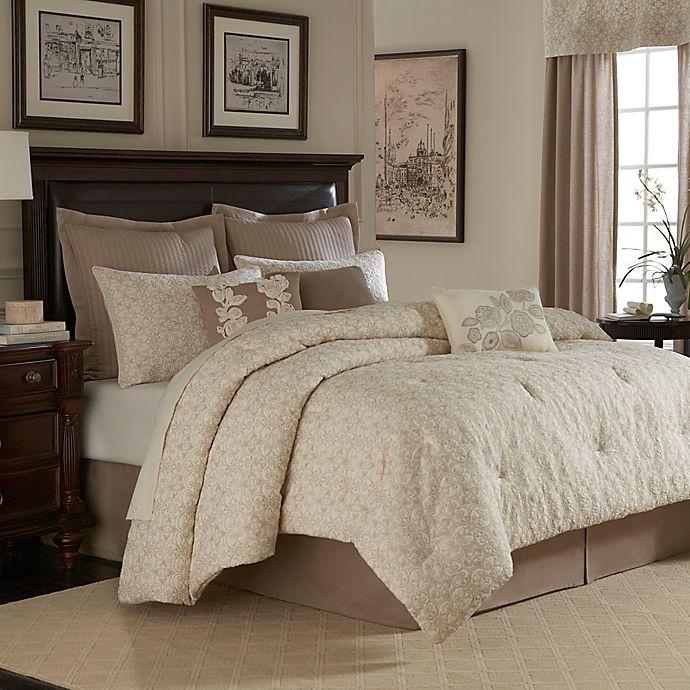 Alternate image 1 for Bridge Street Sonoma Comforter Set in Ivory