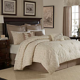 Bridge Street Sonoma Comforter Set in Ivory