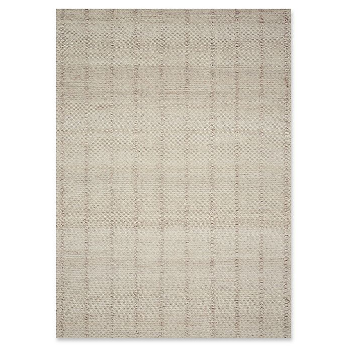 Alternate image 1 for Magnolia Home by Joanna Gaines Elliston 2'5 x 7'6 Hand-Woven Runner in Beige