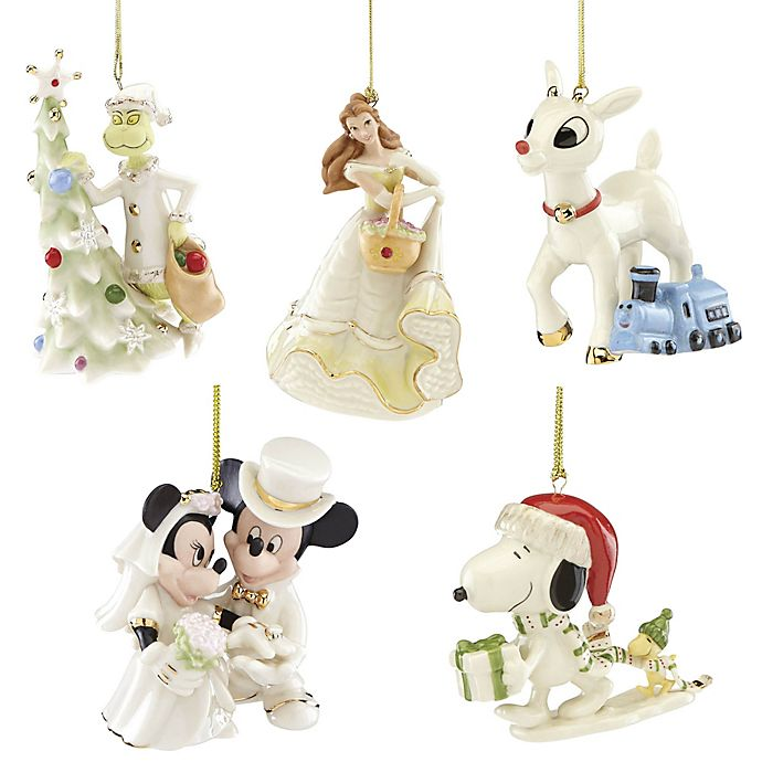 Alternate image 1 for Lenox® Annual Novelty Christmas Ornament Collection