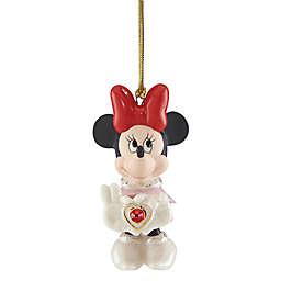 Lenox® Disney® Minnie Gem Christmas Ornament