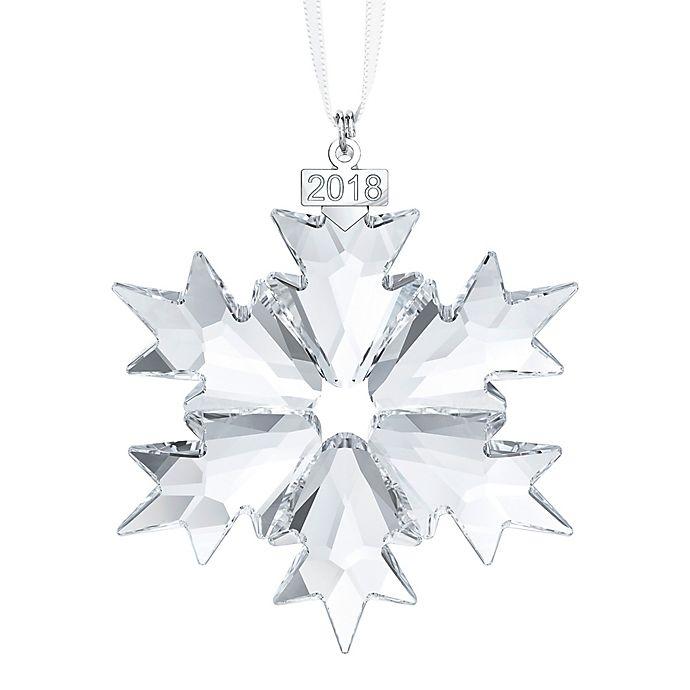 ac56f210e901 Swarovski® 2018 Annual Snowflake Christmas Ornament