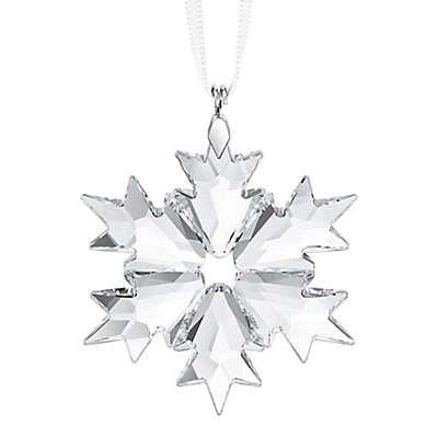 Swarovski® Small Snowflake Christmas Ornament