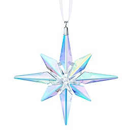 Swarovski® Annual 3D Star Christmas Ornament