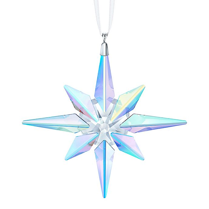 Alternate image 1 for Swarovski® Annual 3D Star Christmas Ornament