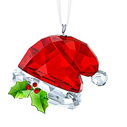 Swarovski® Santa's Hat Christmas Ornament