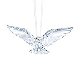 Swarovski® Peace Dove Christmas Ornament