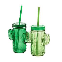 glass drinking straws | Bed Bath & Beyond