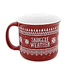 Snuggle Weather Camp Mug