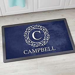 Personalized Kitchen Floor Mats