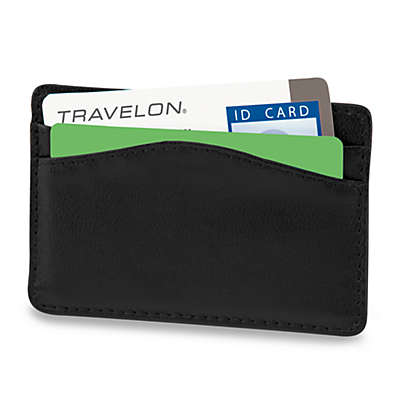 Travelon RFID-Blocking Card Sleeve