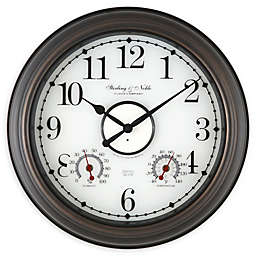 Outdoor Clocks And Thermometers Bed Bath Beyond