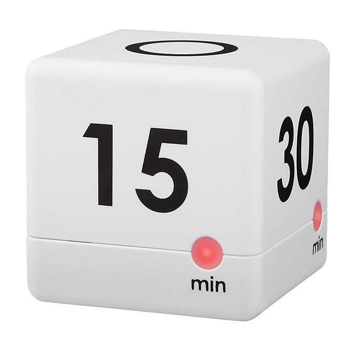 Alternate image 1 for La Crosse Technology™ Cube Timer
