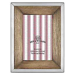 Bee & Willow™ Home 4-Inch x 6-Inch Wood and Metal Frame
