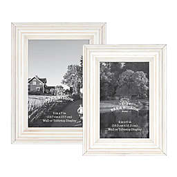Bee & Willow™ Home Wooden Picture Frame in Cottage White