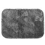 Wamsutta® Duet 17-Inch x 24-Inch Bath Rug in Pewter