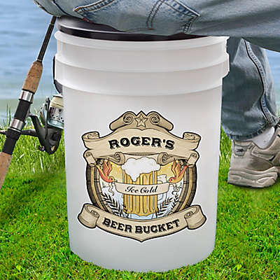 Beer Bucket 19 Qt. Fishing Cooler