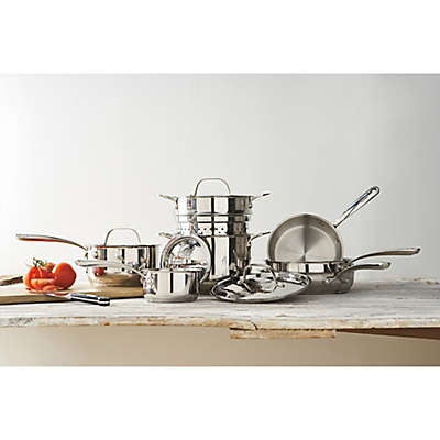 Lagostina Luminosa Stainless Steel Cookware Collection