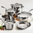 Part of the Tramontina® Tri-Ply Clad Cookware Collection
