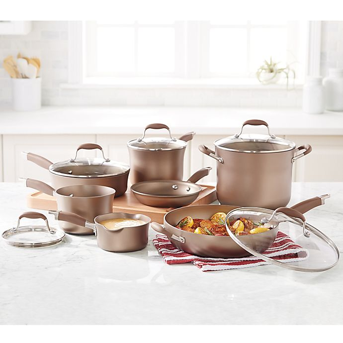 Alternate image 1 for Anolon® Advanced Umber Cookware Collection