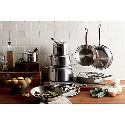 All-Clad Stainless Steel Cookware Collection