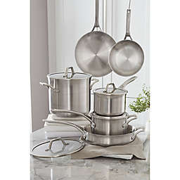 Calphalon® Signature™ Stainless Steel Cookware Collection